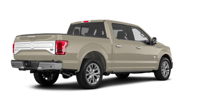 2017 Ford F-150 KING RANCH | Photo 5 | White Gold