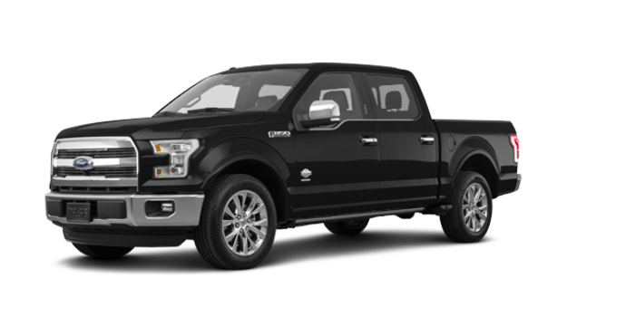 2017 Ford F-150 KING RANCH | Photo 6 | Shadow Black