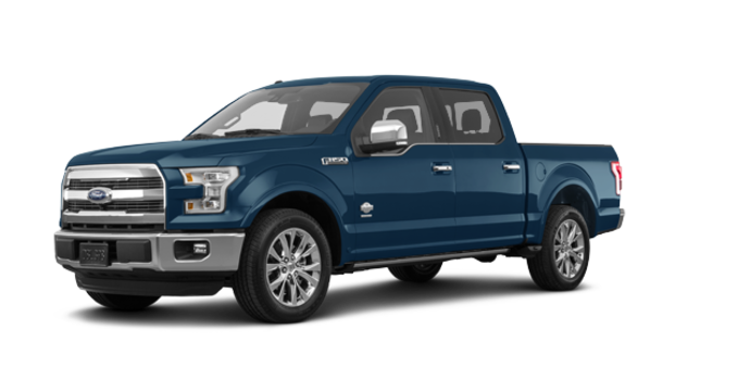 2017 Ford F-150 KING RANCH | Photo 6 | Blue Jeans Metallic
