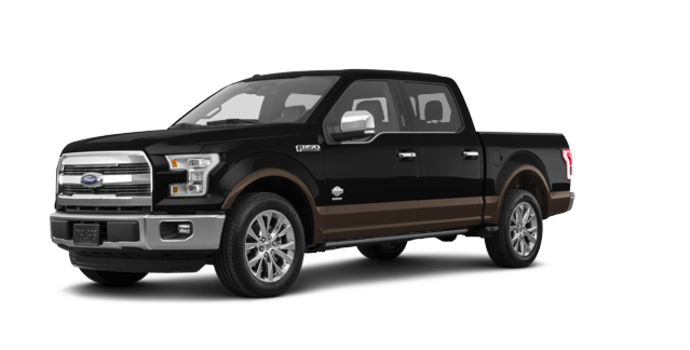 2017 Ford F-150 KING RANCH | Photo 6 | Shadow Black/Caribou