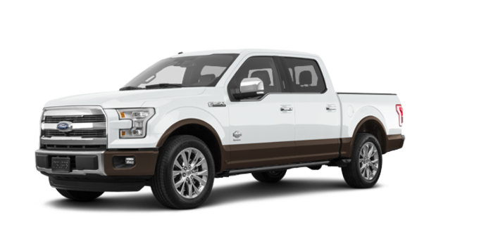 2017 Ford F-150 KING RANCH | Photo 6 | Oxford White/Caribou