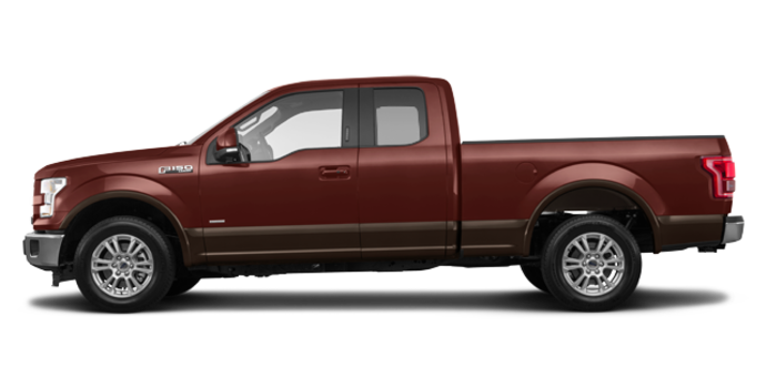 2017 Ford F-150 LARIAT | Photo 4 | Bronze Fire/Caribou