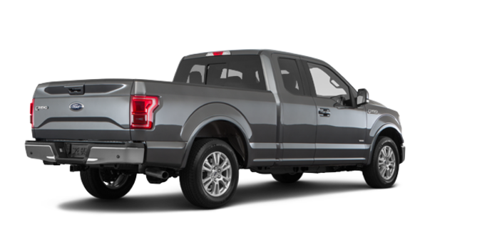 2017 Ford F-150 LARIAT | Photo 5 | Magnetic