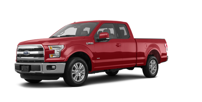 2017 Ford F-150 LARIAT | Photo 6 | Ruby Red Metallic