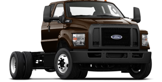 2017 Ford F-650 SD Diesel Pro Loader | Photo 4 | Caribou Metallic