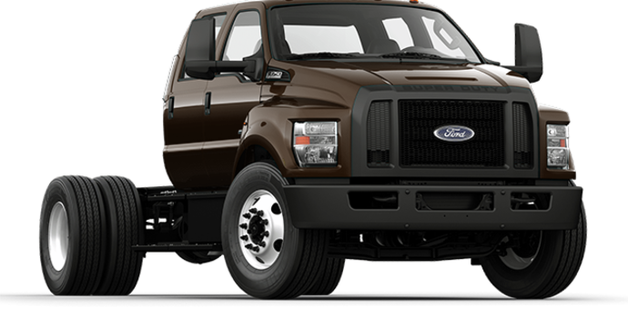 2017 Ford F-750 SD GAS | Photo 4 | Caribou Metallic