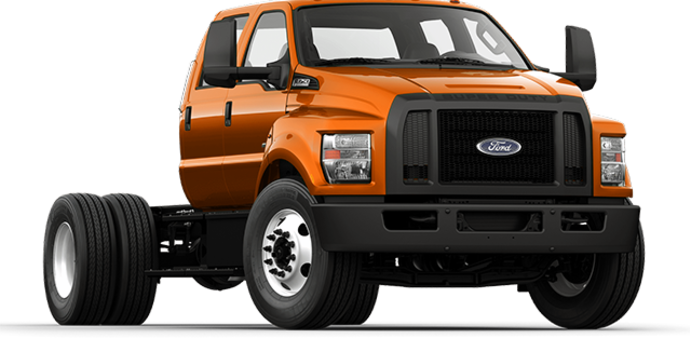 2017 Ford F-750 SD GAS | Photo 4 | Tangier Orange