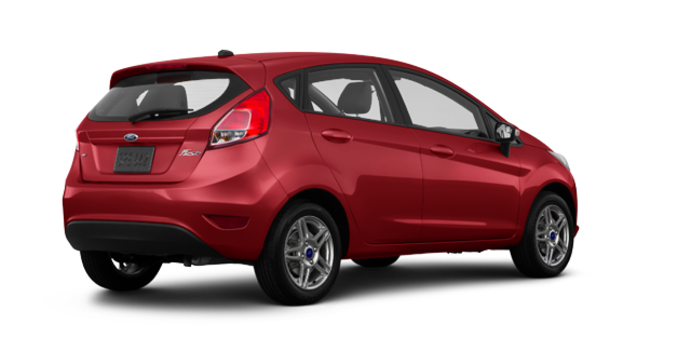 2017 Ford Fiesta Hatchback SE | Photo 5 | Ruby Red