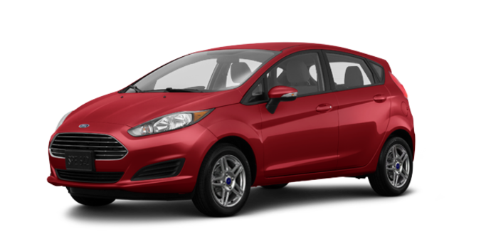 2017 Ford Fiesta Hatchback SE | Photo 6 | Ruby Red