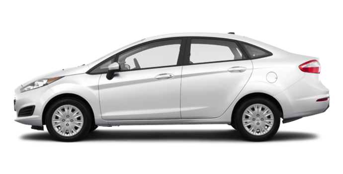 2017 Ford Fiesta Sedan S | Photo 4 | Oxford White