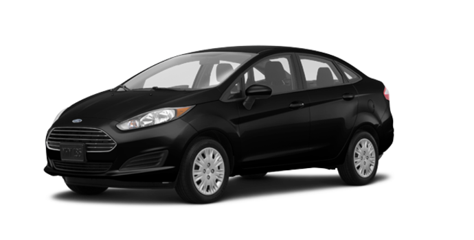 2017 Ford Fiesta Sedan S | Photo 6 | Shadow Black