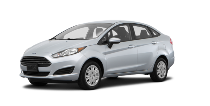 2017 Ford Fiesta Sedan S | Photo 6 | Ingot Silver