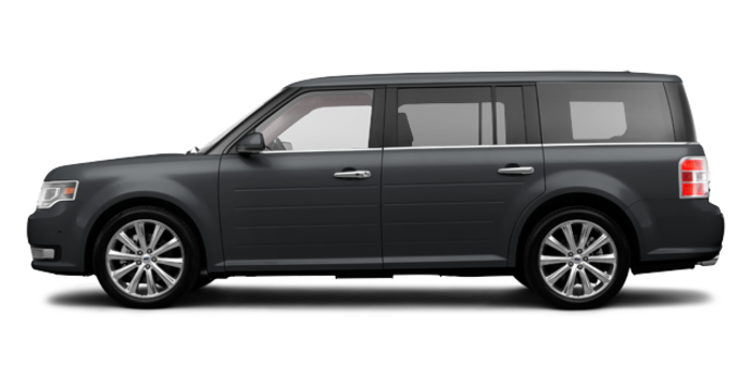 2017 Ford Flex LIMITED | Photo 4 | Magnetic