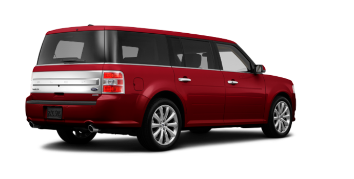 2017 Ford Flex LIMITED | Photo 5 | Ruby Red