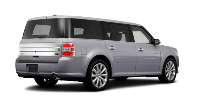 2017 Ford Flex LIMITED | Photo 5 | Ingot Silver