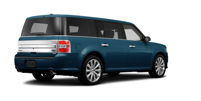 2017 Ford Flex LIMITED | Photo 5 | Blue Jeans