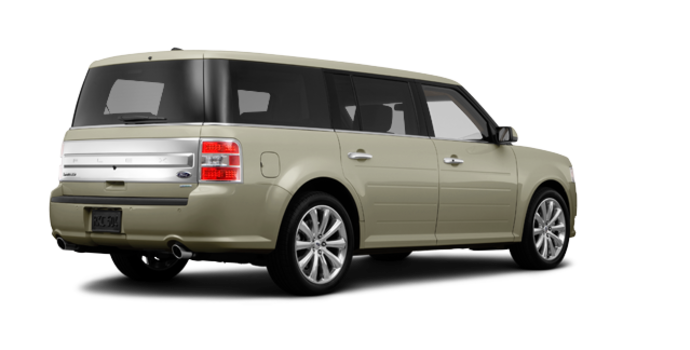 2017 Ford Flex LIMITED | Photo 5 | White Gold