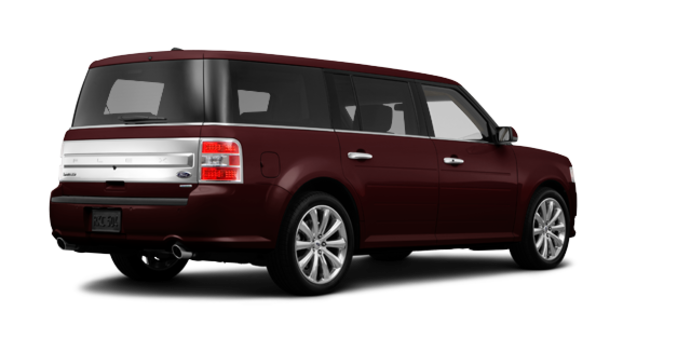 2017 Ford Flex LIMITED | Photo 5 | Burgundy Velvet