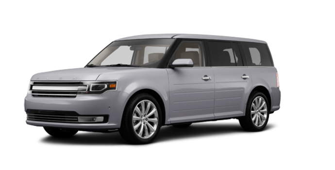 2017 Ford Flex LIMITED | Photo 6 | Ingot Silver