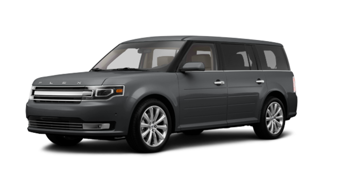 2017 Ford Flex LIMITED | Photo 6 | Magnetic
