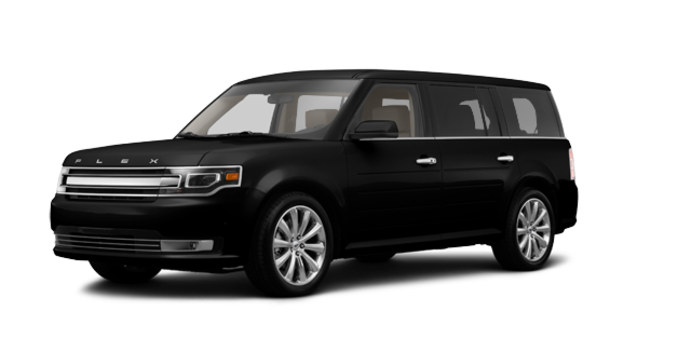 2017 Ford Flex LIMITED | Photo 6 | Shadow Black