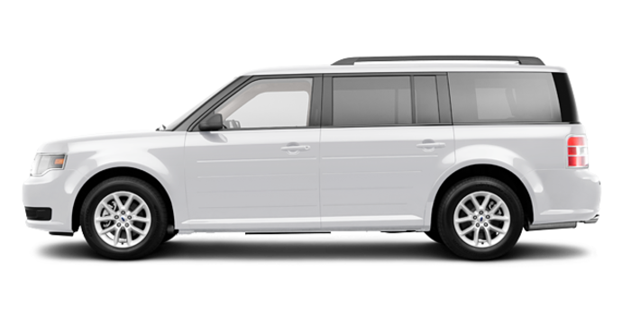 2017 Ford Flex SE | Photo 4 | Oxford White