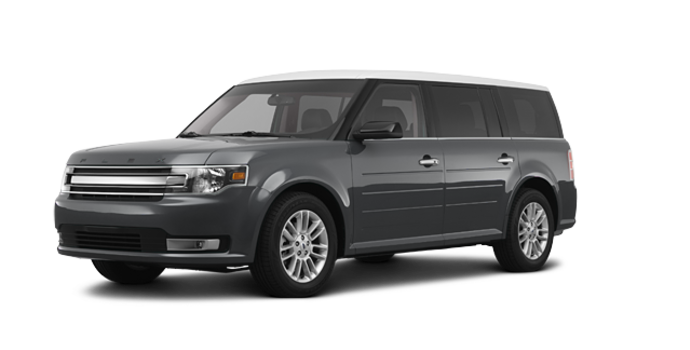 2017 Ford Flex SEL | Photo 6 | Magnetic