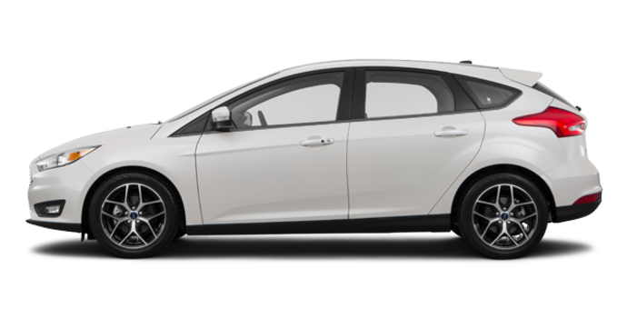 2017 Ford Focus Hatchback SE | Photo 4 | Oxford White