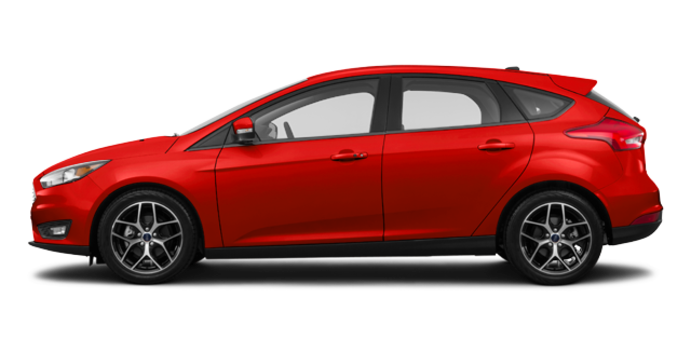 2017 Ford Focus Hatchback SEL | Photo 4 | Race Red