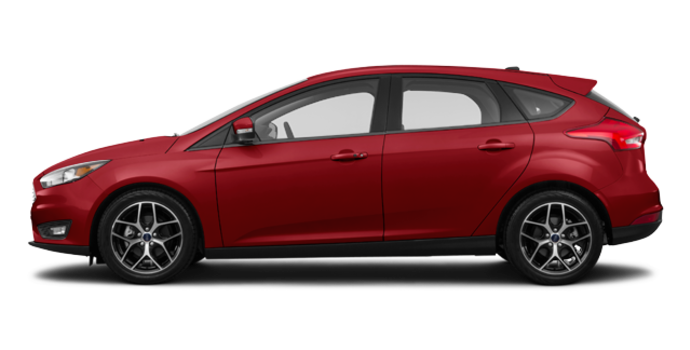 2017 Ford Focus Hatchback SEL | Photo 4 | Ruby Red