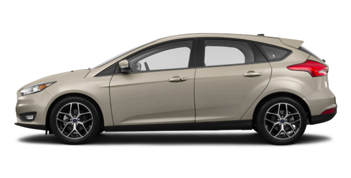 2017 Ford Focus Hatchback SEL | Photo 4 | White Gold