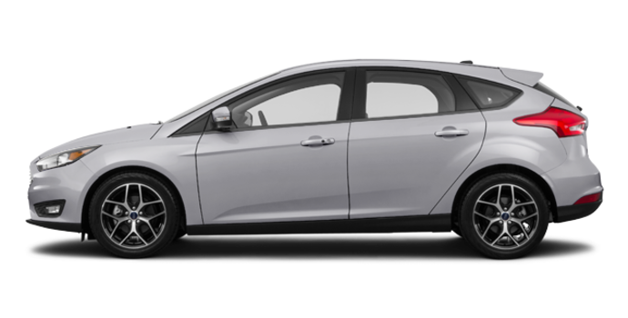 2017 Ford Focus Hatchback SEL | Photo 4 | Ingot Silver