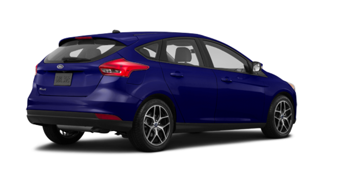 2017 Ford Focus Hatchback SEL | Photo 5 | Kona Blue