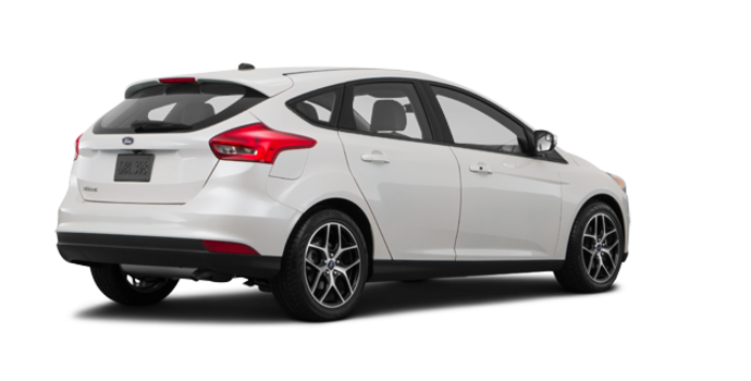 2017 Ford Focus Hatchback SEL | Photo 5 | Oxford White