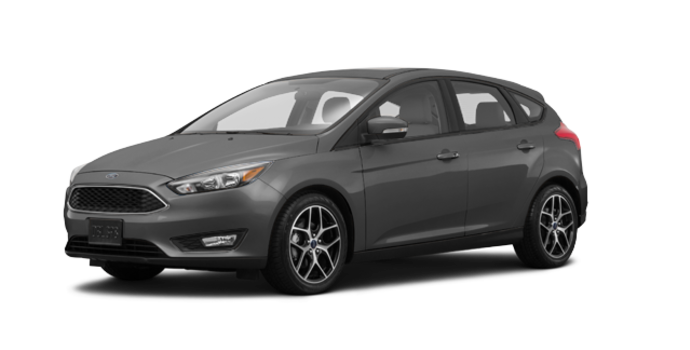 2017 Ford Focus Hatchback SEL | Photo 6 | Magnetic