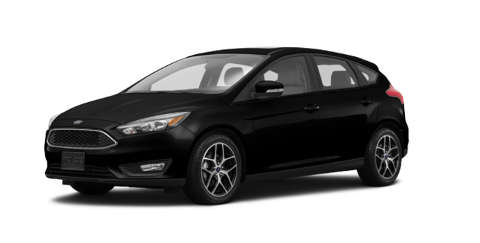 2017 Ford Focus Hatchback SEL | Photo 6 | Shadow Black
