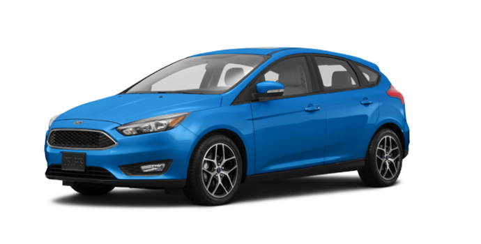 2017 Ford Focus Hatchback SEL | Photo 6 | Blue Candy