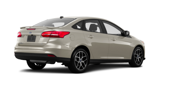 2017 Ford Focus Sedan SE | Photo 5 | White Gold