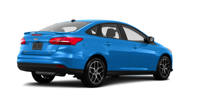 2017 Ford Focus Sedan SE | Photo 5 | Blue Candy Metallic