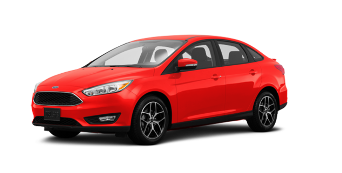 2017 Ford Focus Sedan SE | Photo 6 | Race Red