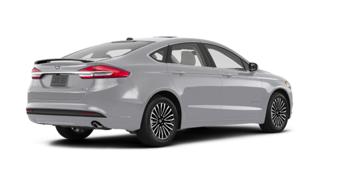 2017 Ford Fusion Hybrid PLATINUM | Photo 5 | Ingot Silver