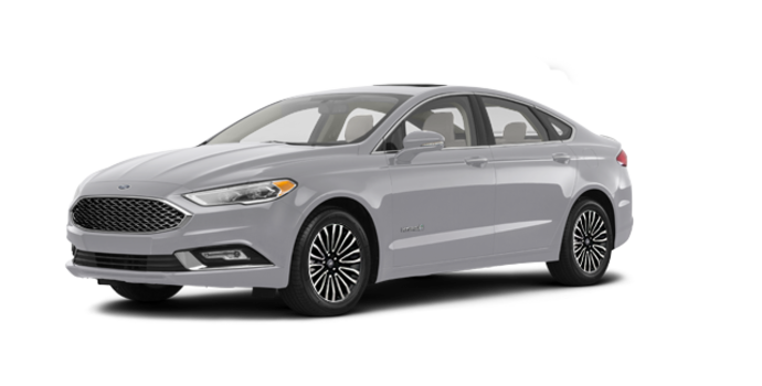 2017 Ford Fusion Hybrid PLATINUM | Photo 6 | Ingot Silver
