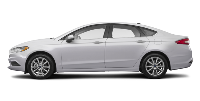 2017 Ford Fusion SE | Photo 4 | Ingot Silver