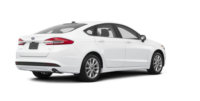 2017 Ford Fusion SE | Photo 5 | Oxford White