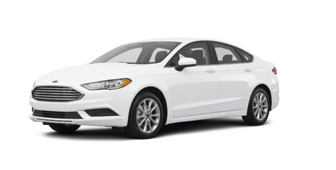 2017 Ford Fusion SE | Photo 6 | Oxford White