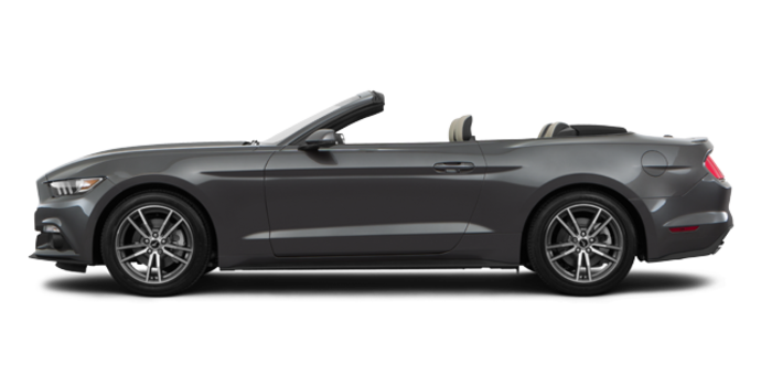 2017 Ford Mustang Convertible EcoBoost Premium | Photo 4 | Magnetic