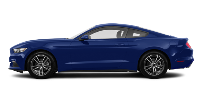 2017 Ford Mustang EcoBoost | Photo 4 | Lightning Blue