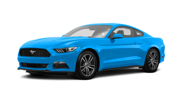 2017 Ford Mustang EcoBoost | Photo 6 | Grabber Blue