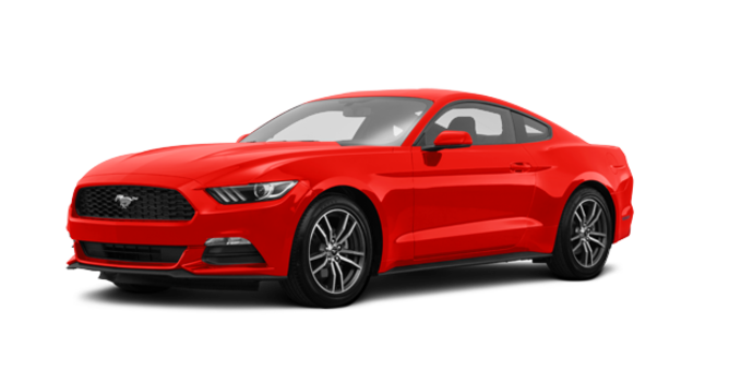 2017 Ford Mustang EcoBoost | Photo 6 | Race Red