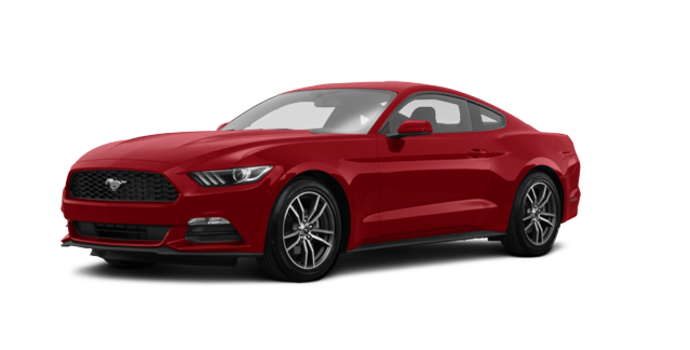 2017 Ford Mustang EcoBoost | Photo 6 | Ruby Red